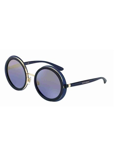 Dolce&Gabbana Dolce & Gabbana 6127 309433 52 Ekartman Unisex Güneş Gözlüğü Lacivert